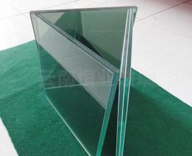 中空双钢玻璃