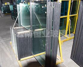 玻璃储存厂房