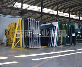 玻璃存储工厂