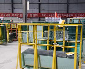 玻璃工厂车间