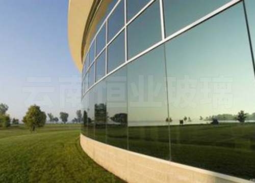 中海·寰宇花园钢化中空玻璃
