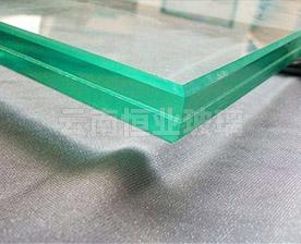 加厚雙層鋼化玻璃