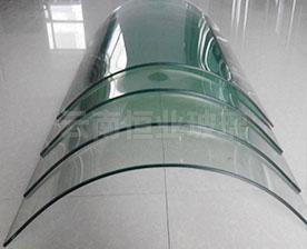 熱彎鋼化玻璃