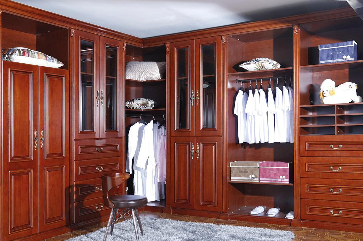美式风格整体家具