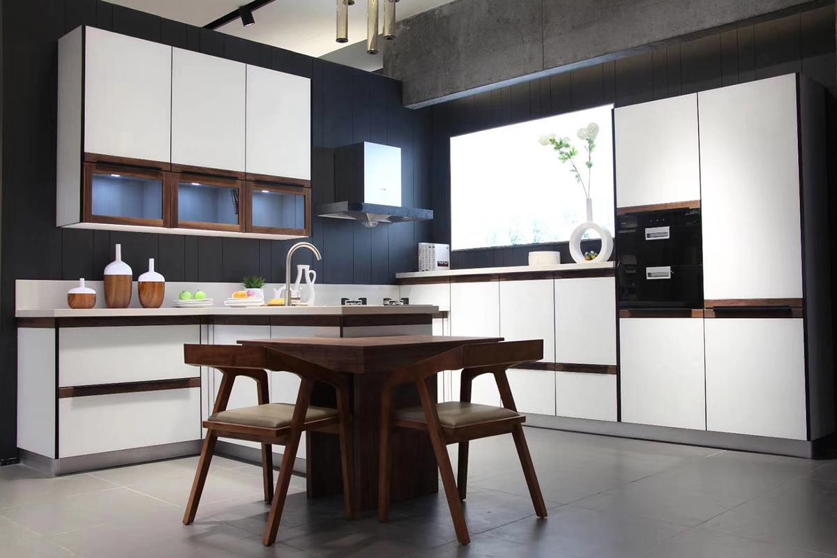 现代风格整体家具