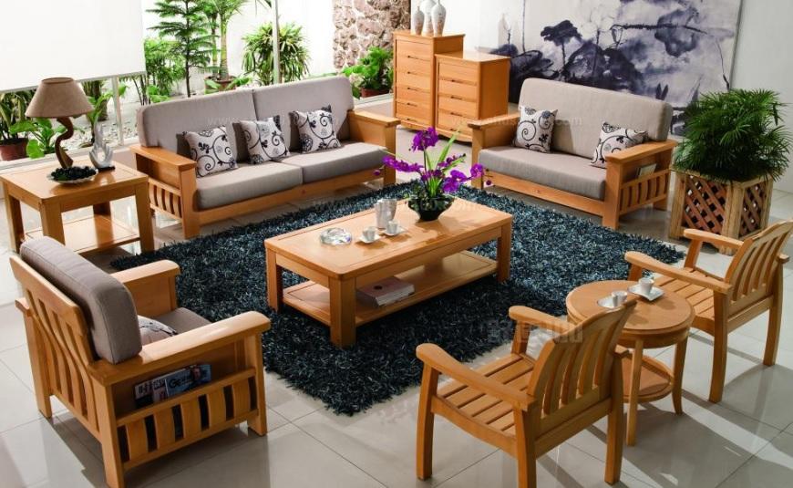 常见实木家具木材有哪些,如何鉴别实木家具?