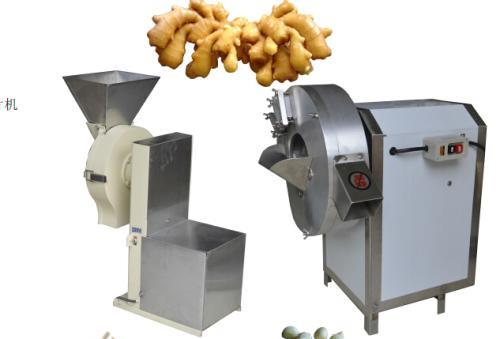 大蒜切片機設備的操作特點及應用分析