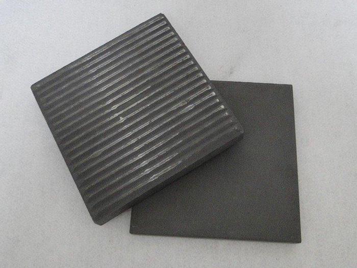 四边形压延微晶板