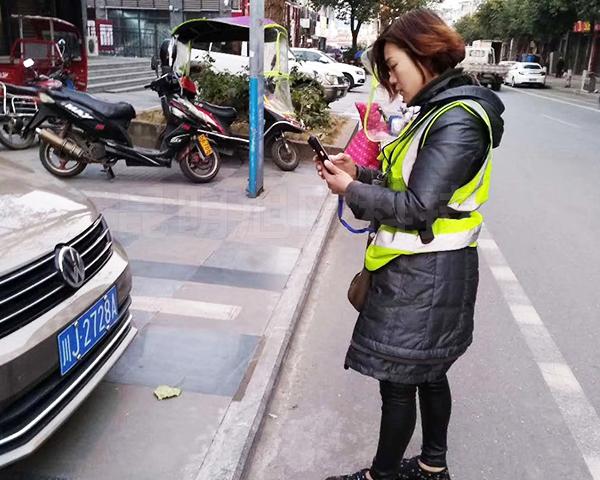 漾濞縣城市路邊停車收費系統