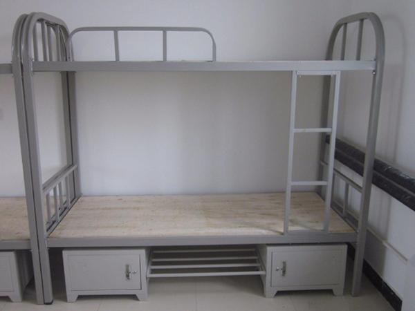制式双人床