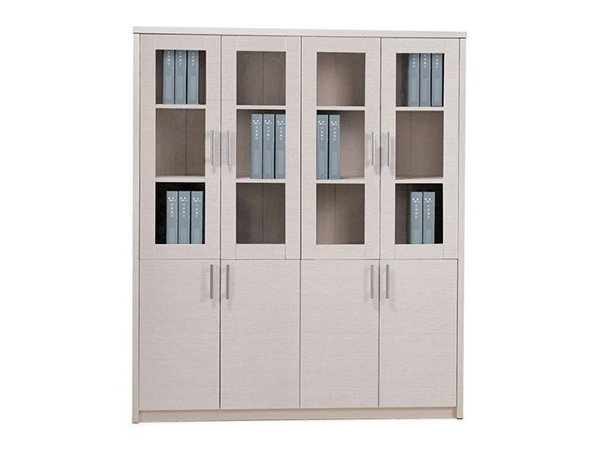 定西文件柜厂家浅谈办公室文件柜的摆放方式
