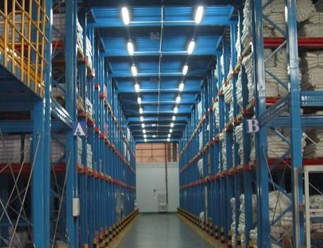 兰州仓储货架厂带你了解货架的作用有哪些?