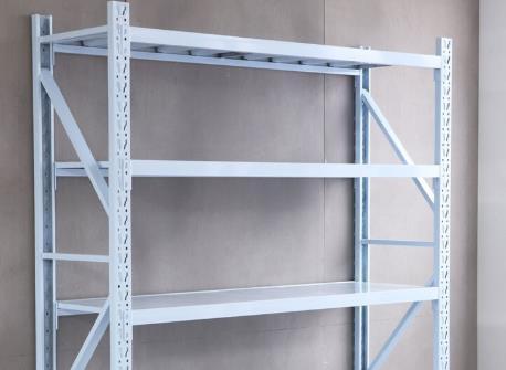 仓储货架厂家简述什么是仓储货架的主架和副架?