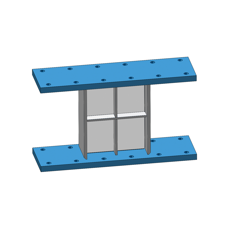 剪切型软钢阻尼器