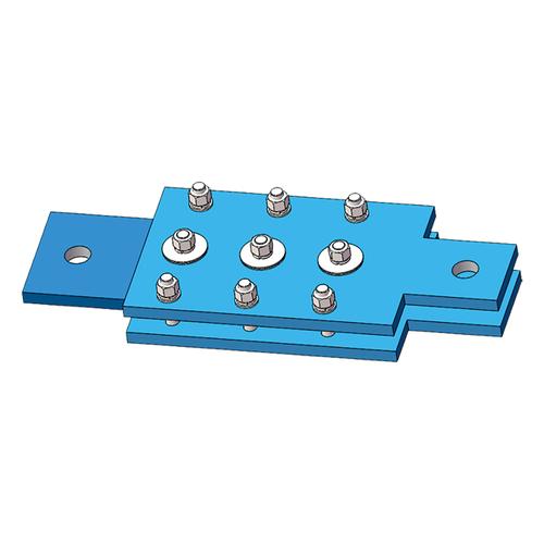 板式摩擦型阻尼器