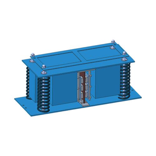 电涡流调谐质量阻尼器