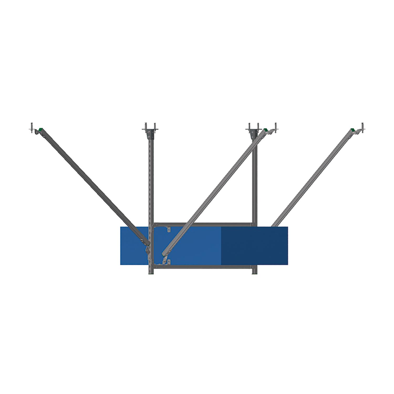 建筑抗震支架-刚性