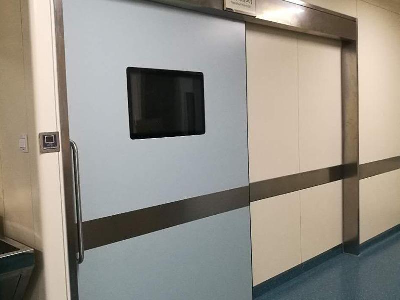 医院用无机洁净板安装