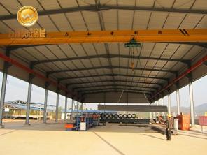 工業鋼結構廠房