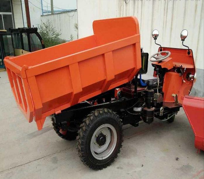 矿用强力三轮车