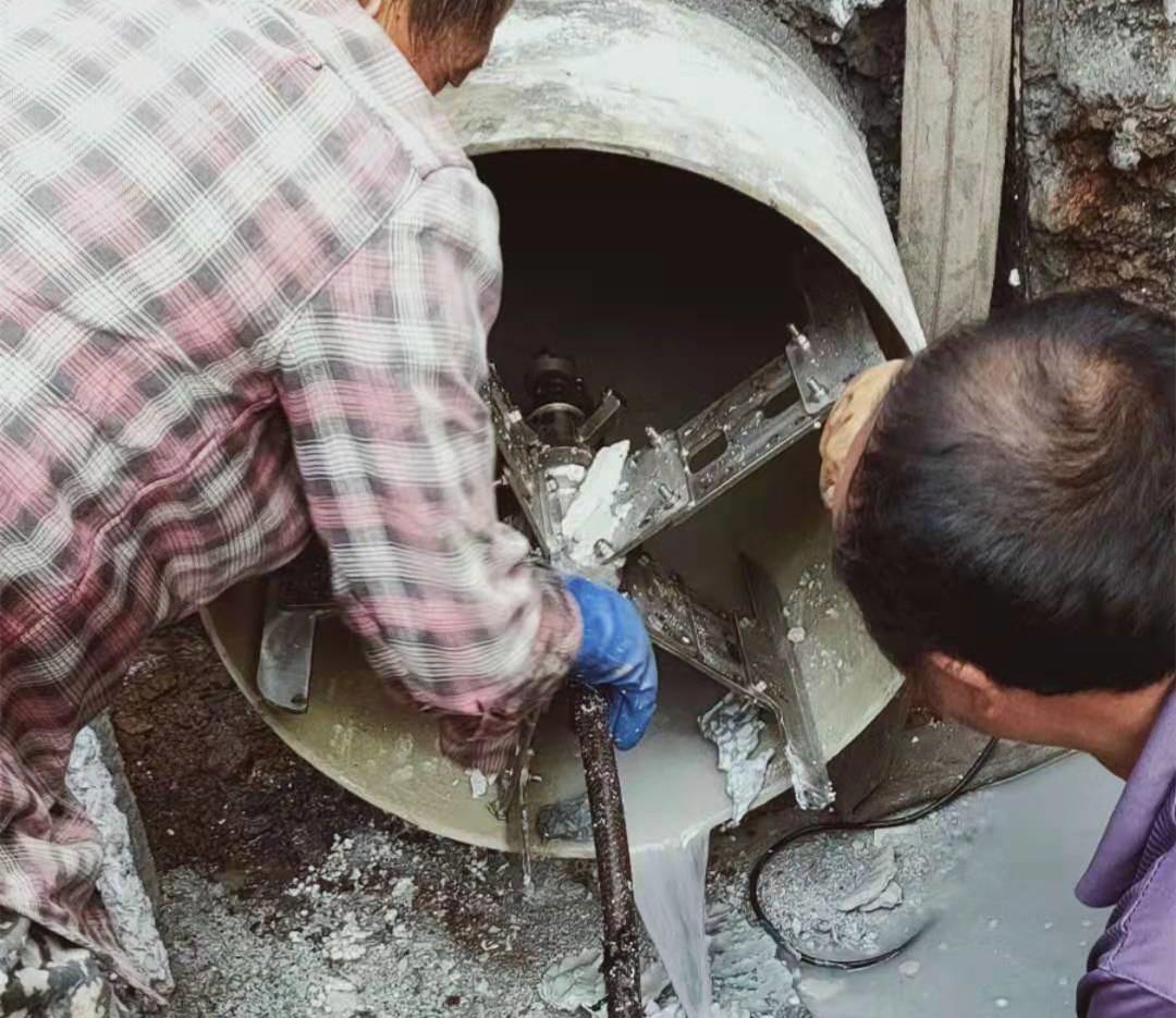 襄阳惠民鑫提示老房子易发生管道堵塞的情况