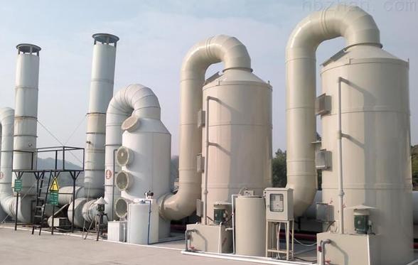 详解VOC废气处理技术氧化法的主要工艺