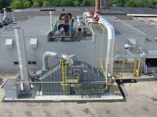有机废气的5大氧化治理技术的优缺点介绍