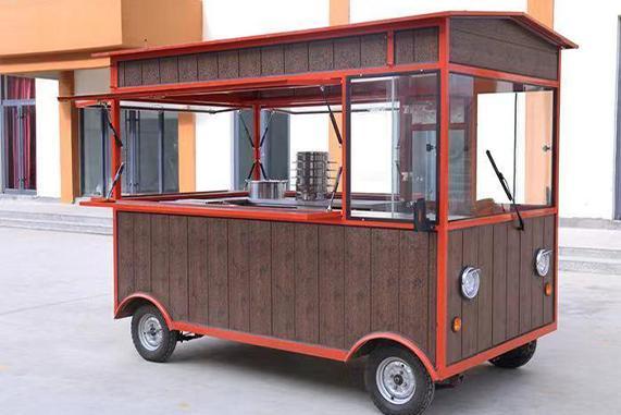 早餐车多少钱一辆