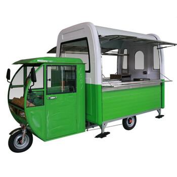 山西/湖北浅析电动小吃车的优势条件