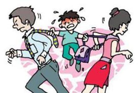 离婚孩子共同抚养权