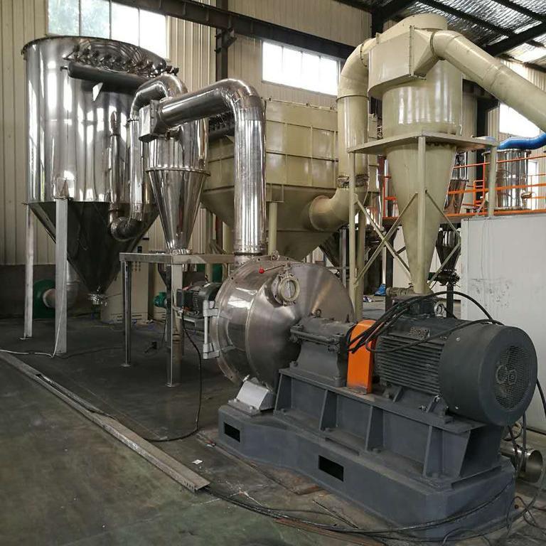 涡轮气流分级机