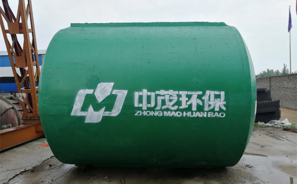 科普篇:玻璃钢化粪池的维护检查工作
