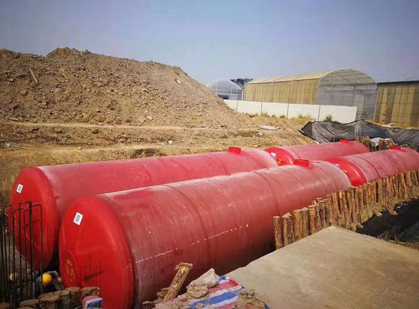 雨水收集回用处理系统