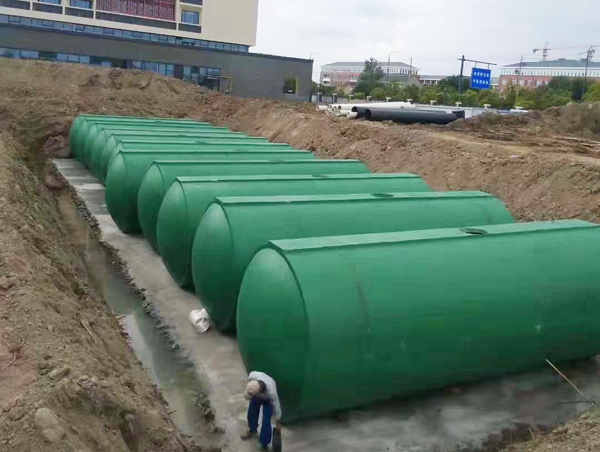 玻璃钢化粪池需求越来越大的原因介绍