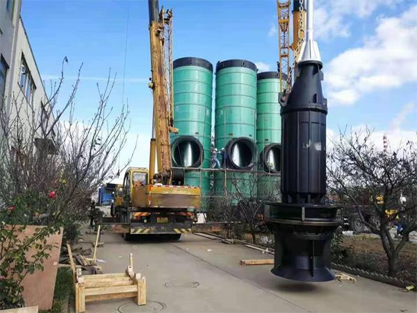 玻璃脱硫塔设备管道遇故障,如何修复呢?