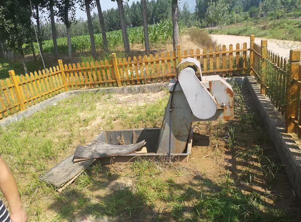 乡村振兴污水治理项目