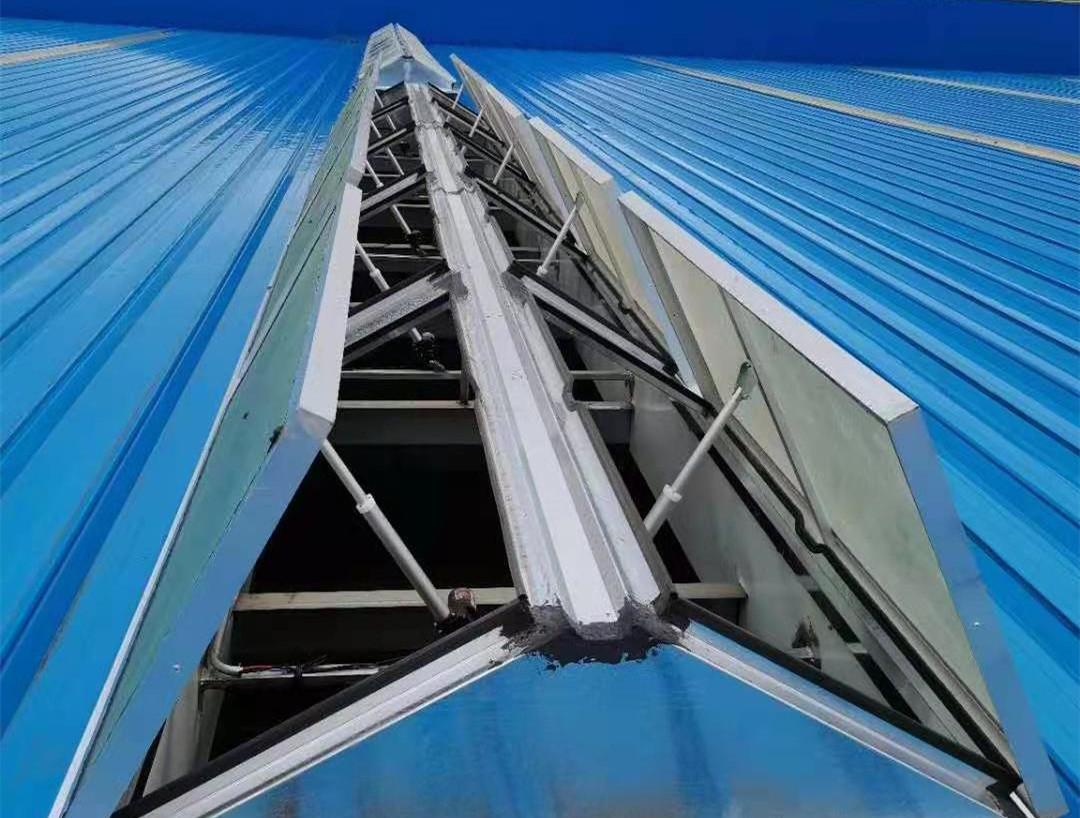 湖北成品通风气楼为什么可以帮工厂节省费用