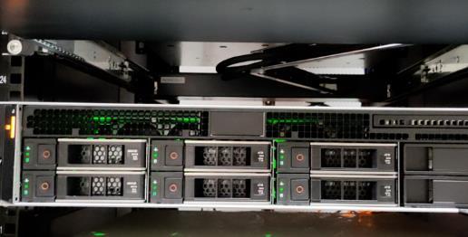 本期阅读:客户戴尔R740服务器配置idrac口IP地址及用户名和密码