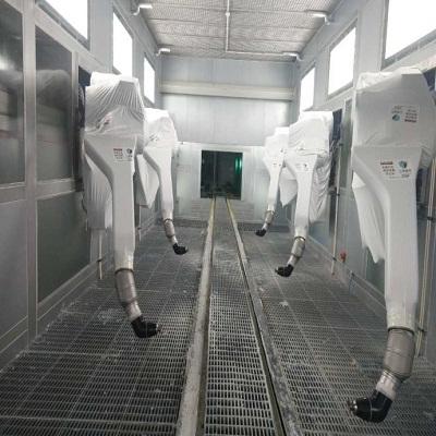 机器人防尘防水服