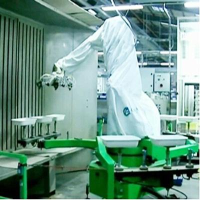 工业机器人防水服