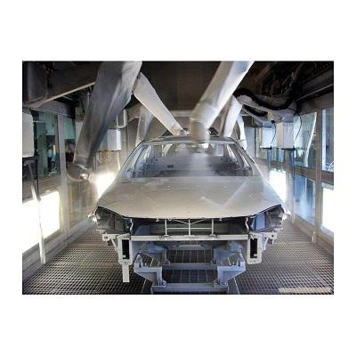 工业喷涂机器人防护服