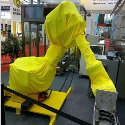 铸造搬运机器人防护服