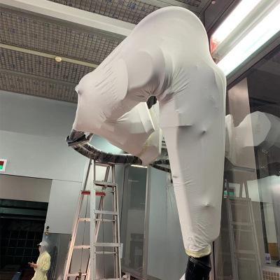 工业搬运机器人防护服