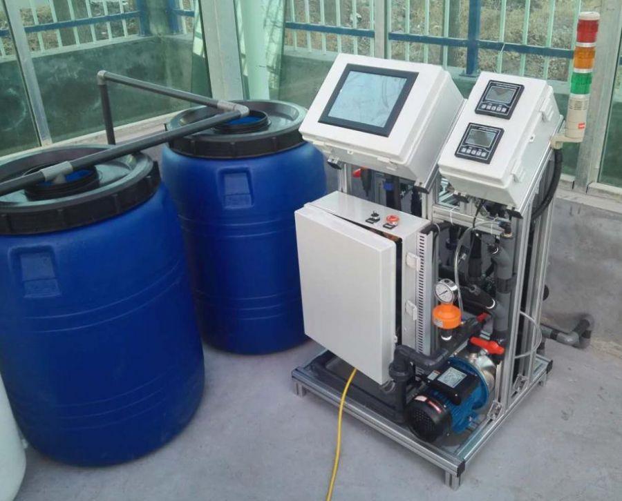 温室水肥一体机