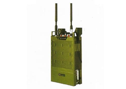 LTE自组网车载背负台
