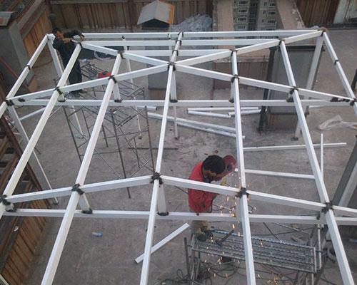 屋顶阳光房搭建