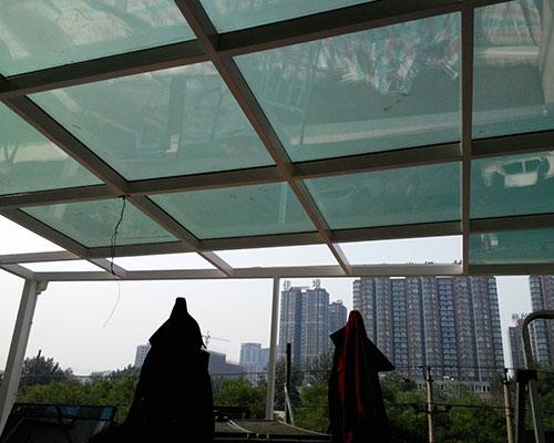 玻璃陽光房