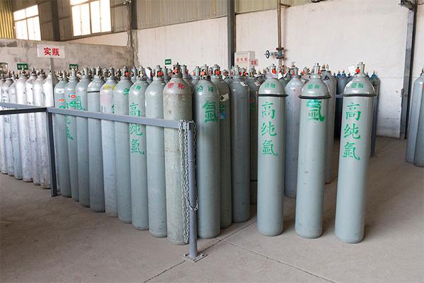 關于氬氣的儲存方法以及注意事項