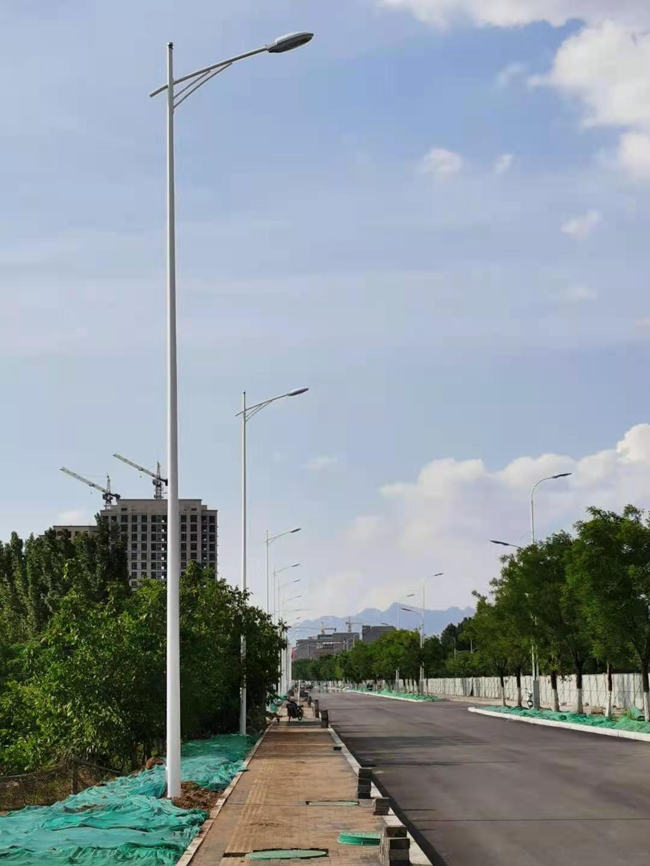 山东太阳能路灯的安装方法!