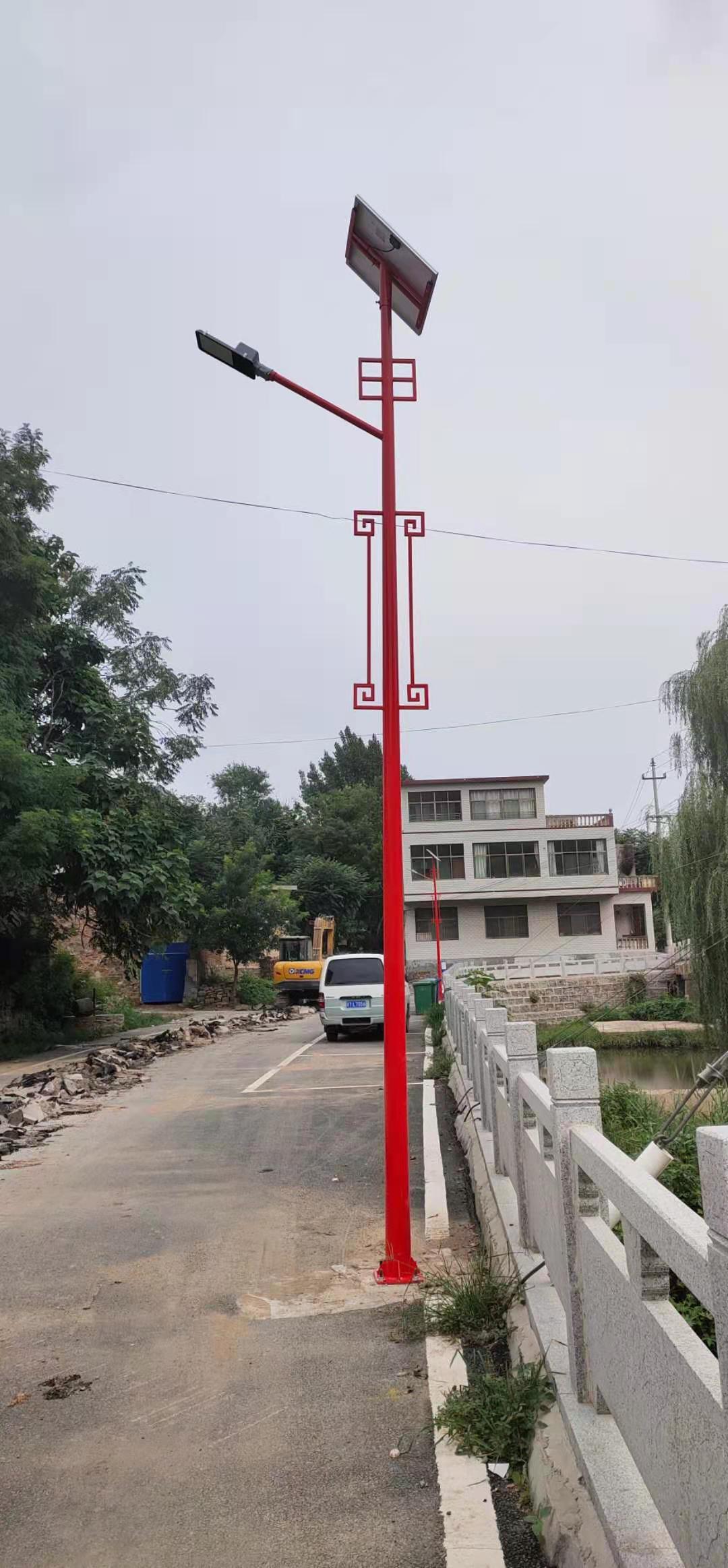 太阳能路灯常见的7大类常用灯。